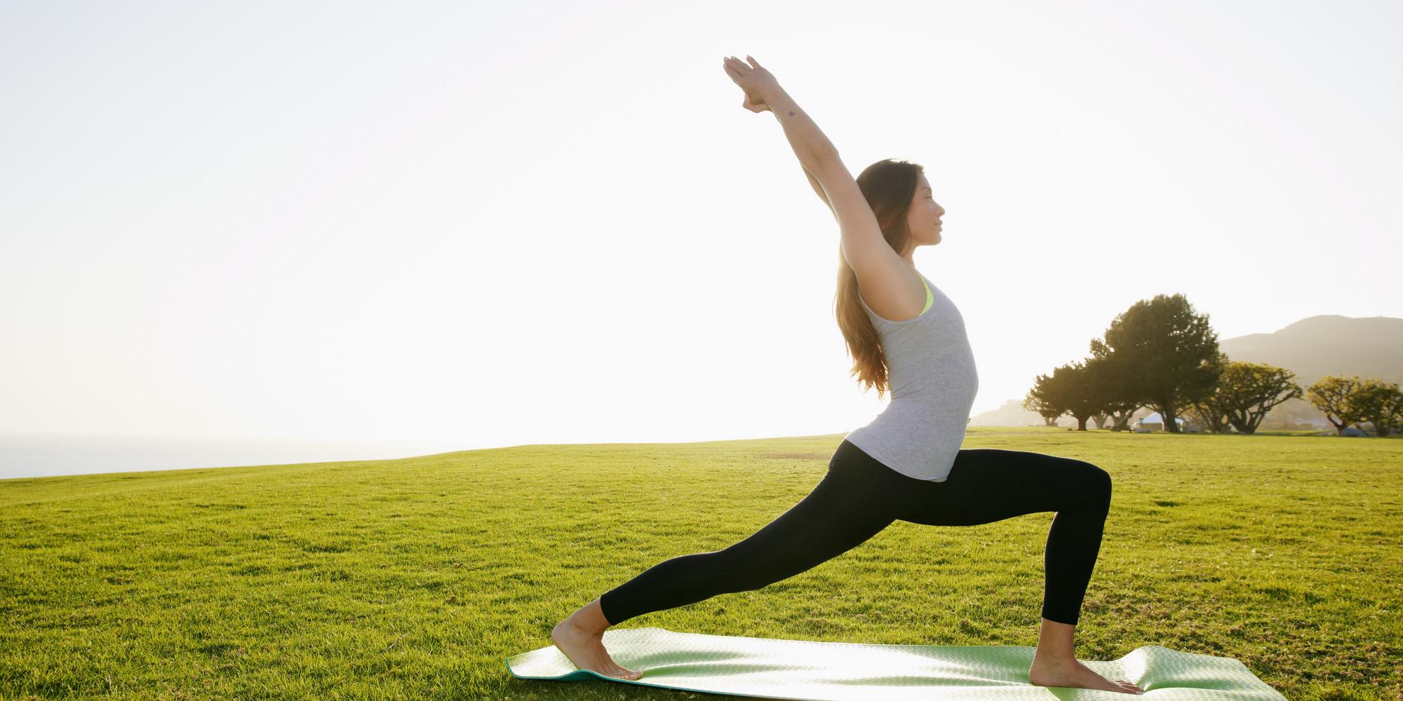 Cách mua thảm tập Yoga tốt