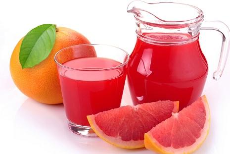 Nước ép trái cây giúp giảm béo hiệu quả