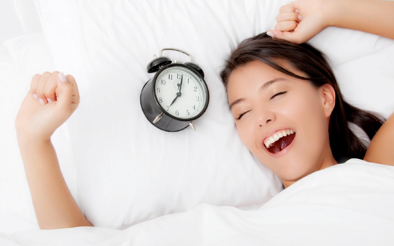 8 bước để có một giấc ngủ ngon