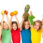 6 lợi ích thiết thực khi cho trẻ em ăn trái cây