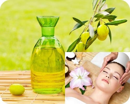 4 bước massage da mặt bằng dầu oliu hiệu quả